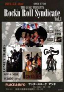 THE GANG7 PRESENTS Rock'n Roll Syndicate Vol.1